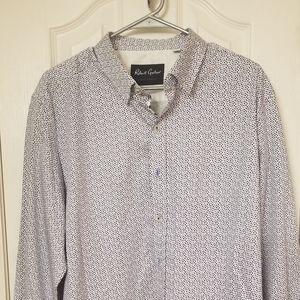 NWOT Robert Graham L/S Shirt